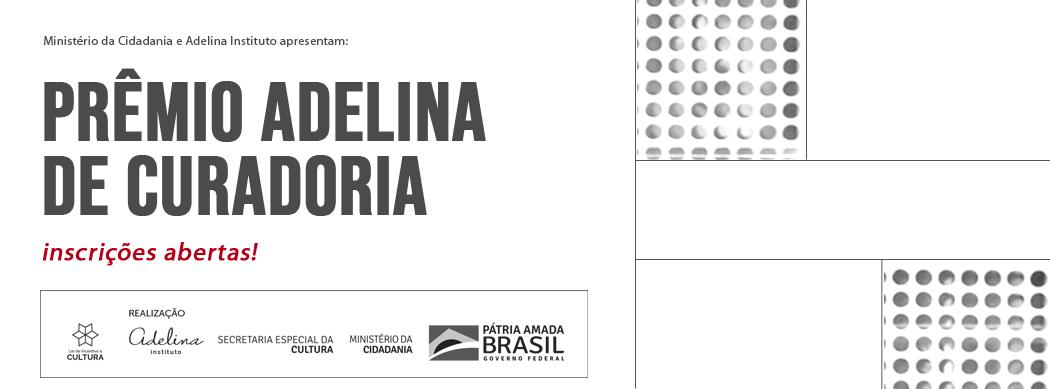 Prêmio Adelina de Curadoria