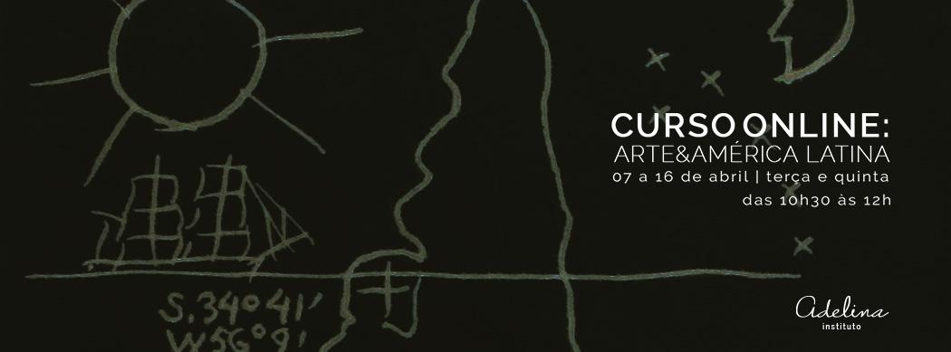 Curso online Arte na América Latina