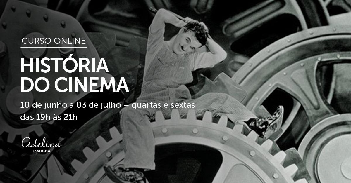 Curso Online História do Cinema