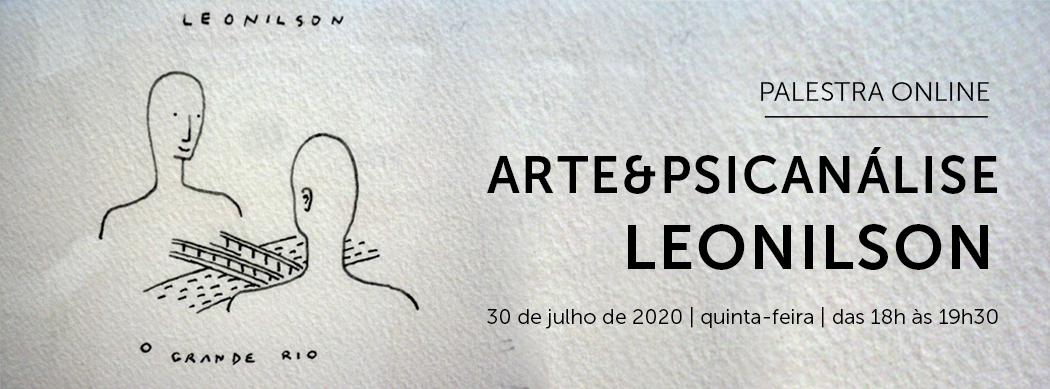 PALESTRA ONLINE | Arte e Psicanálise - Leonilson