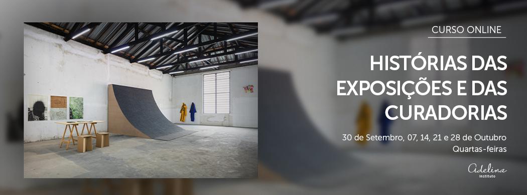 CURSO: História das Exposições e Curadorias